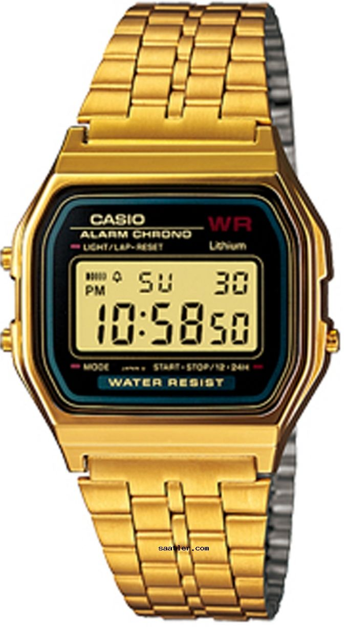 Casio Retro A159wgea 1ef Kol Saati Retro Koltuklar Mineraller