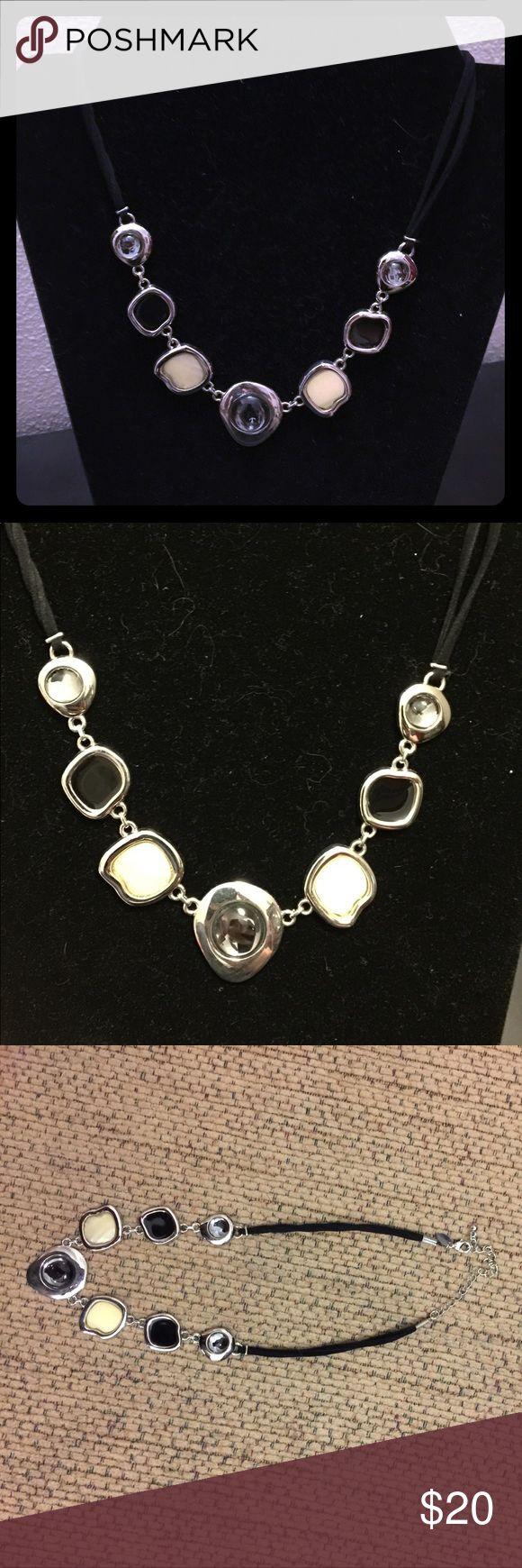 Spotted while shopping on Poshmark: Lia Sophia Necklace! #poshmark #fashion #shopping #style #Lia Sophia #Jewelry