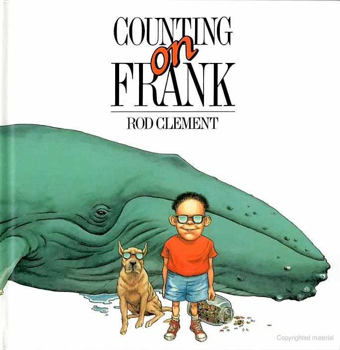 Counting on Frank by Rod Clement Discuss units of measurement and need to estimate. Using volume, capacity, cm, metres. Using formal and informal units.