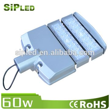 """Popular 60W led pole light, led parking lot light, led street light 60w with UL DLC approved"""