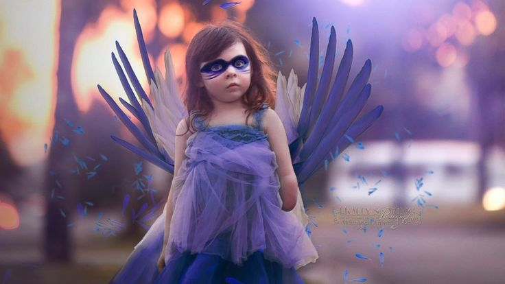 Daughter's Rare Diseases Breed Inspiration for Photographer Holly Spring, (stunning!)