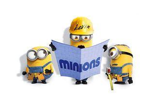 Minions Show Their Artsy Side   moviepilot.com