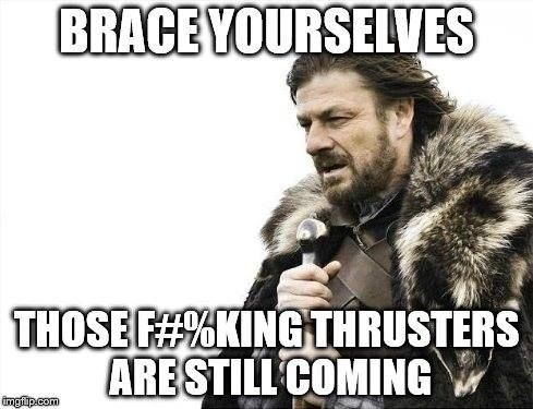 Image result for crossfit thruster meme