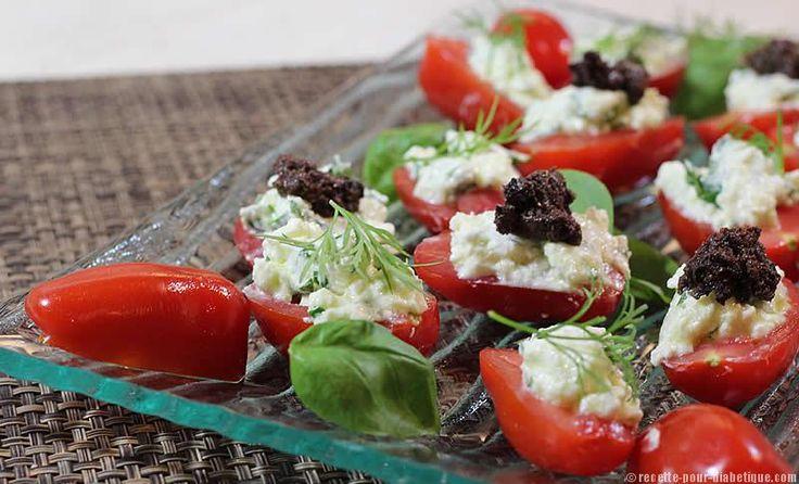 Mini Tomates Mozzarella