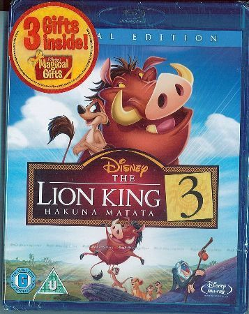 The Lion King 3: Hakuna Matata The third instalment (which did not have a cinema release) in this popular childrens animated story but this time the story is told from Timon the Meerkat and Pumba the Warthogs perspective. When Timo http://www.MightGet.com/january-2017-12/the-lion-king-3-hakuna-matata.asp