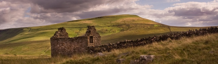 Fells above Kirkby Steven - Cumbria, UK - - Lewis Ryan Photographer