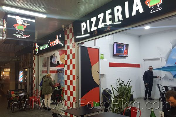 Manoosh Pizzeria in Enmore is an interesting pizzeria with a Lebanese…