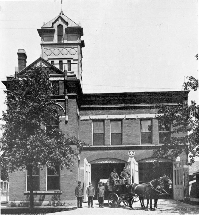 22 Best Images About Grand Rapids Fire History On