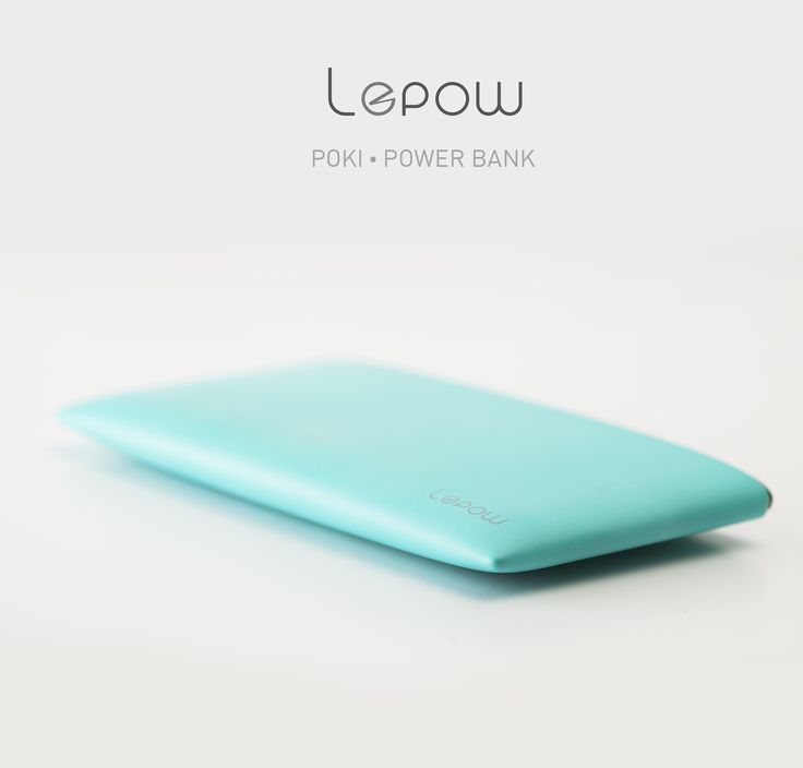 The most beautiful, lightest and thinnest portable charger. http://www.lepowglobal.com/products/poki/ #lepow #poki