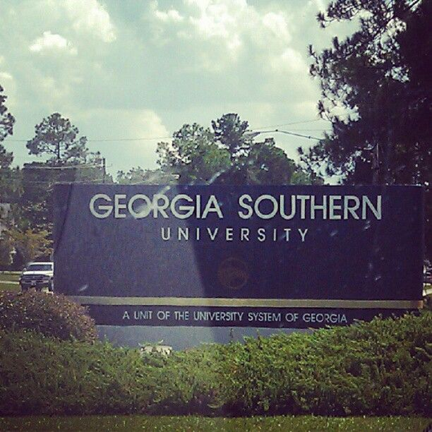 574 Best Georgia Southern Images On Pinterest Georgia