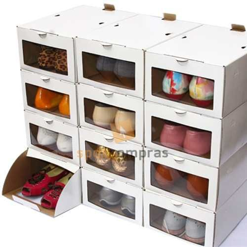 39 best images about cajas on pinterest gift wrapping - Cajas transparentes para zapatos ...