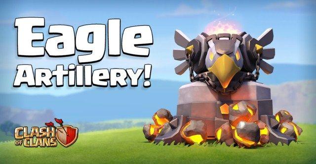 Cara Kerja Eagle Artillery, Bangunan Defense Terbaru di Game COC