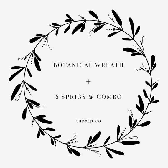 Updated November 08 2019 At 04 30am Black And White Wreath Clipart Botanical Leaf Wreath Png Svg Pdf Minimalist Fl Wreath Clip Art White Wreath Wreath Clip