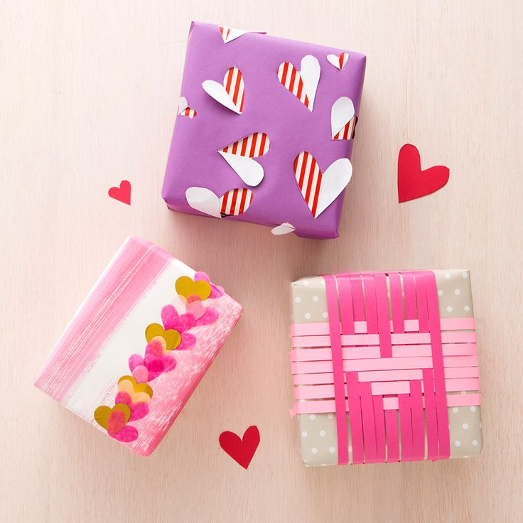 Take your Valentine's Gifts to the next level with these creative gift wrap tips.