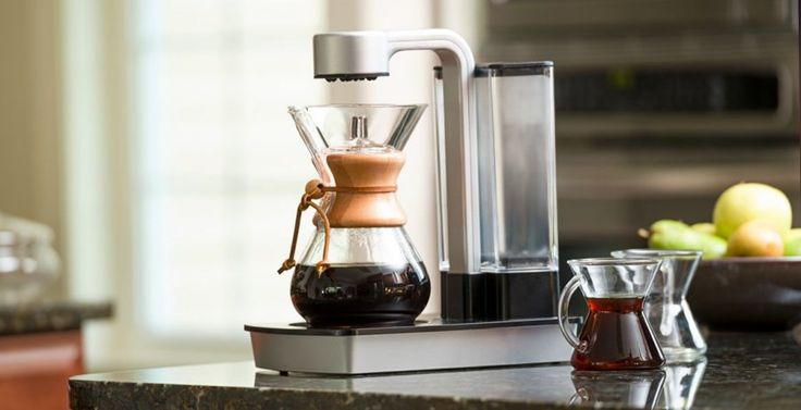 Chemex Just Announced A $350 Automatic Coffee Machine. Will It Change The Game? | Food Republic