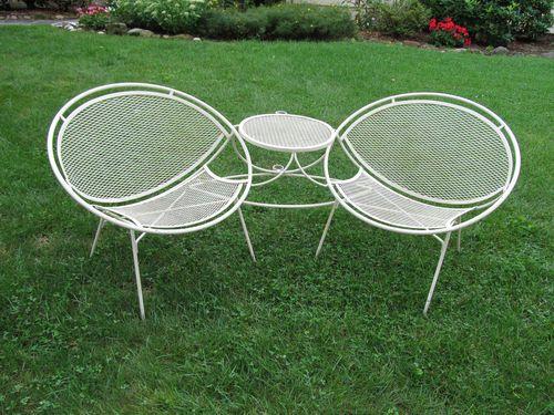 best vintage mid century patio furniture  on Pinterest