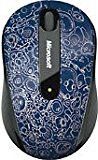 Microsoft Wireless Mobile Mouse 4000 - Micro Blue