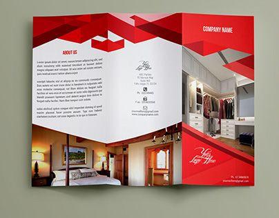16 best Trifold brochures images on Pinterest Brochures, Behance - tri fold brochure