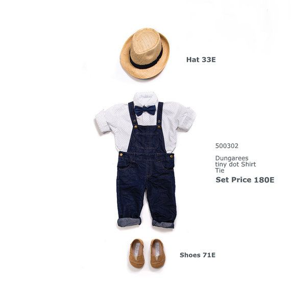 Baptism outfit  Boy Outfit 3pcs  Ring Bearer by letsdecorateonline