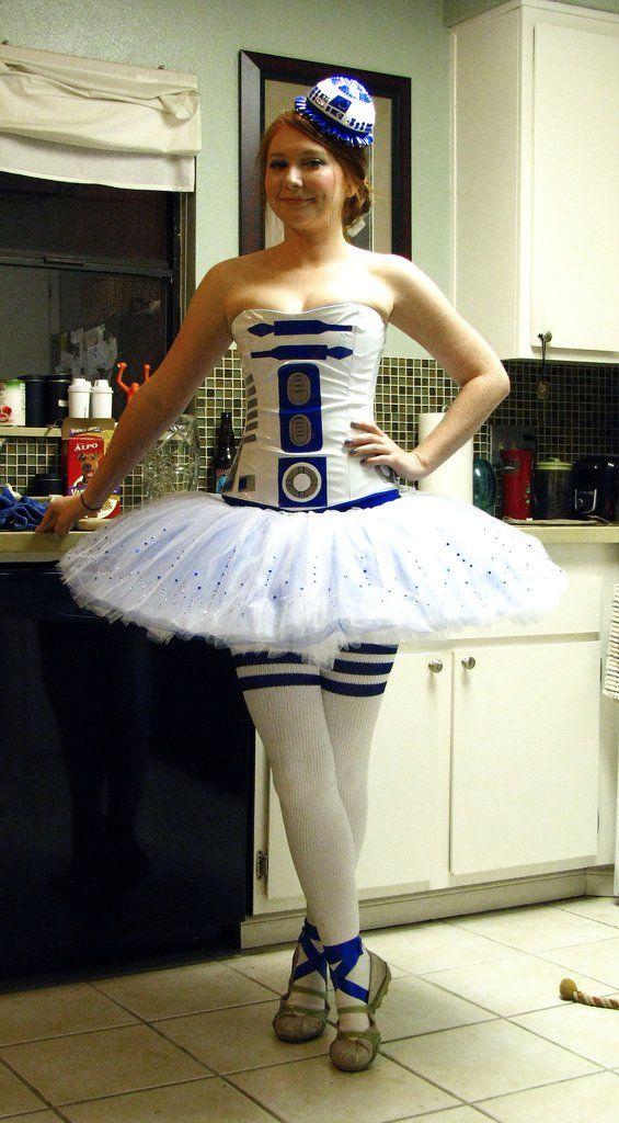 R2 tutu!
