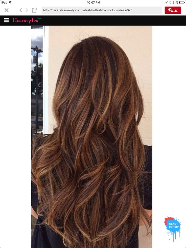 Summer Hair Goals Pt 3 Pinterest Haare Rotbraun