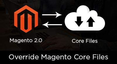What is the main purpose to override core files? To get the