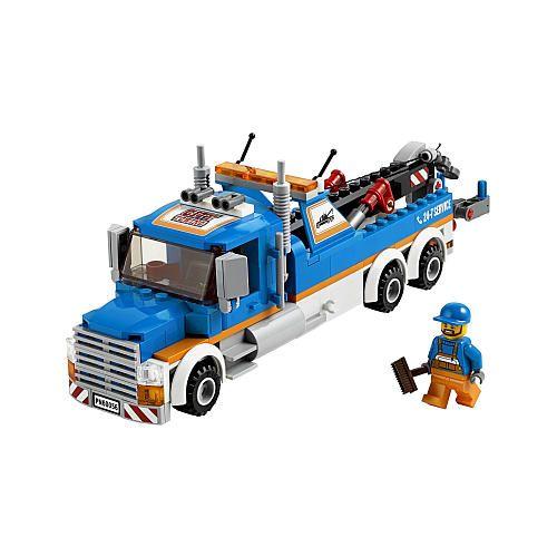"LEGO City Tow Truck (60056) - LEGO - Toys ""R"" Us"
