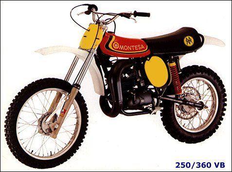 Montesa Cappra VB  360 1977