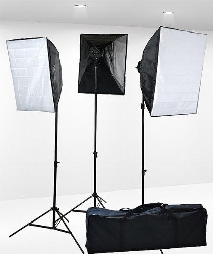 DIY photo lighting using natural light bulbs - Lovely Etc.