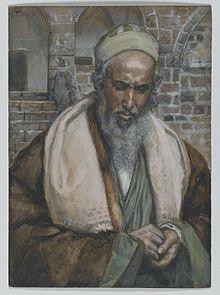 James Tissot - Saint Luke (Saint Luc) - Brooklyn Museum