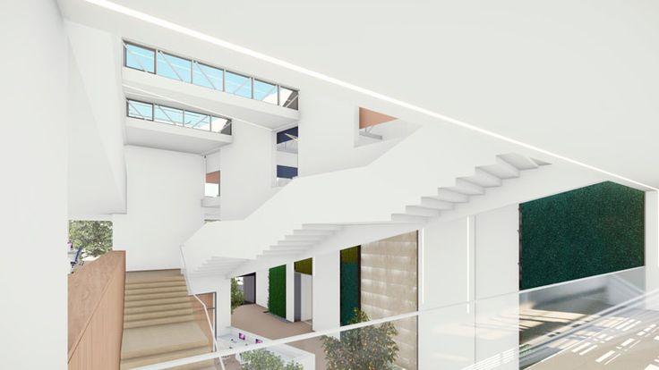 ↝ POST   Sanahuja&Partners  Con la tecnología BIM reducimos al 1% el margen de error de nuestros #proyectos  #tendencias #arquitectura