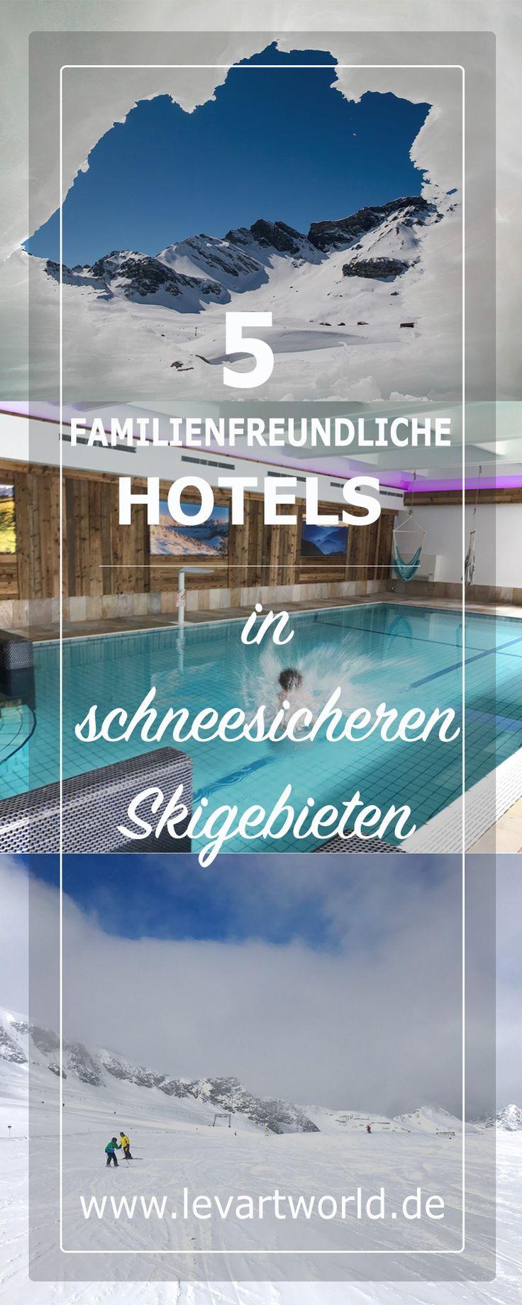 5 schneesichere Skigebiete und familienfreundliche Hotels im Dezember und Januar Wer kennt das auch? Die Skisaison steht vor der Tür und man googelt sich die Finger wund auf der Suche nach einem familienfreundlichen Hotel an der Piste mit Schneegarantie? So ein Skiurlaub ist nicht günstig. Es ist schon sehr ärgerlich Tausende Euro für ein hübsches Hotel in den Bergen zu bezahlen und dann liegt da kein Schnee.