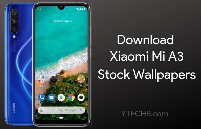 Download Mi A3 Stock Wallpapers Fhd Official Stock