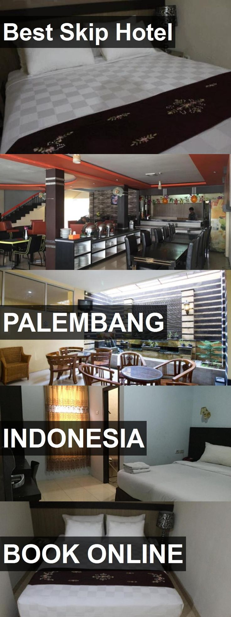 Best Skip Hotel in Palembang, Indonesia. For more information, photos, reviews and best prices please follow the link. #Indonesia #Palembang #travel #vacation #hotel