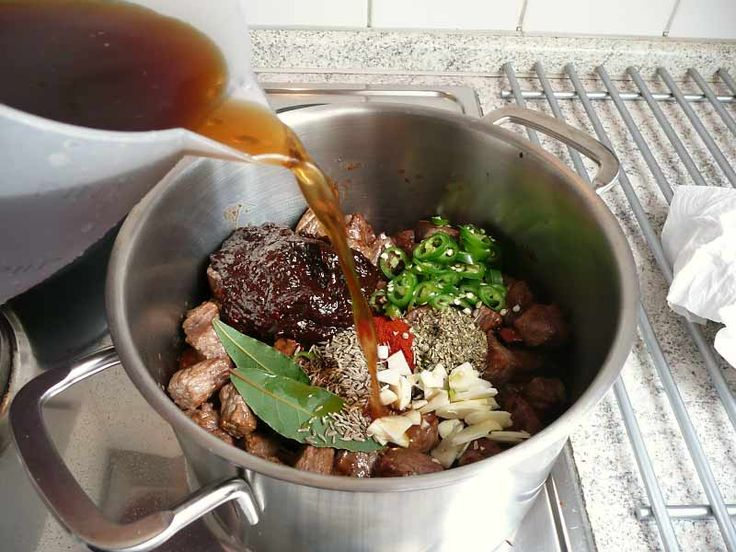 Chili con Carne - Original Texas Style - KOHLENHYD-ART