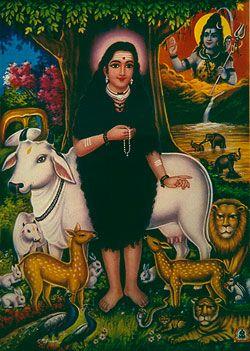 Akka Mahadevi.