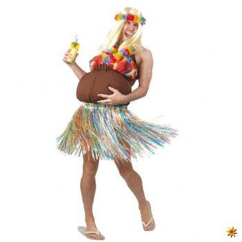 Männer Kostüm Hawaii Tänzerin kaufen