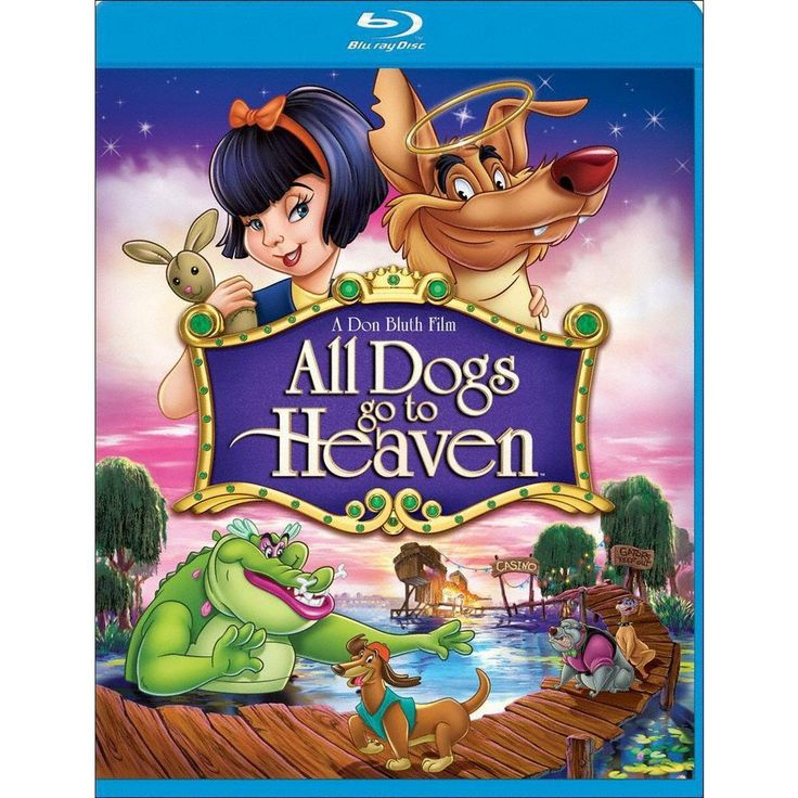 All dogs go to heaven kids movies all dogs dog heaven
