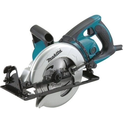 "Makita Tools 5477NB Builders 15 Amp Electric 7-1/4"""" Hypoid Circular Saw w/Blade"