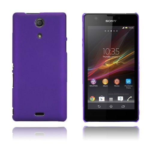 Smooth (Purple) Sony Xperia ZR Case