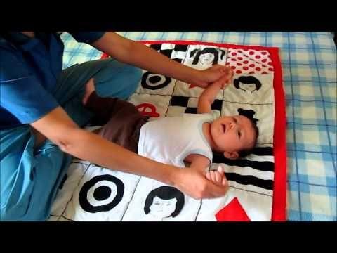 Estimulación bebés y prematuros. Estimulación Infantil y Atención Temprana de 0 a 6. Babyfeel - YouTube