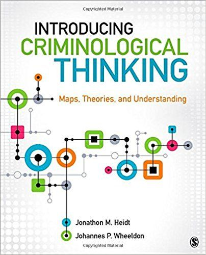 10 best criminology images on pinterest test bank for introducing criminological thinking maps theories and understanding 1st edition by fandeluxe Image collections