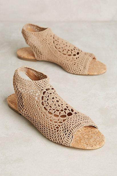 Adige Sandals #anthropologie