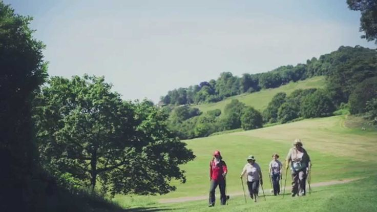 Welcome to the fastest growing exercise in the world! Nordic walking is outdoors, sociable and best of all fun! Watch our video to see what it's all about.....