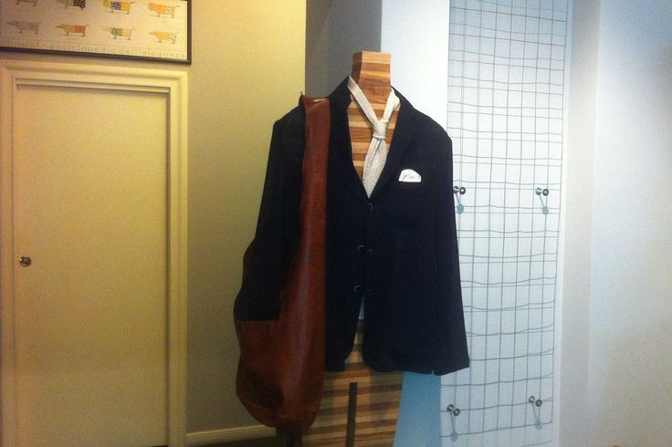 WOOLS menswear - Via del Governo Vecchio 59 Rome  A #concept #clothing #store of #naturaldressing, with high quality #cashmere, wool, #cotton, #linen, #bamboo, using #tailors and the best #Italian #manufacturing. with #TravelPass 10% off on your #shopping. http://www.wools.it/