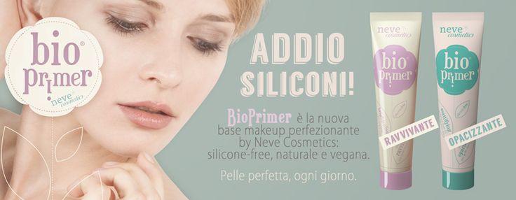 Sweety Reviews: [CS] BioPrimer: addio siliconi con Neve Cosmetics