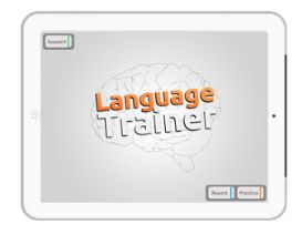 Review of Language Trainer from Smarty Ears + giveaway!