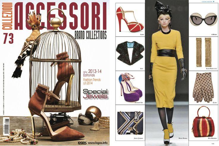 collezoni accessori platform fall winter pumps multicolor angeline lee fw13 shoes style design heels