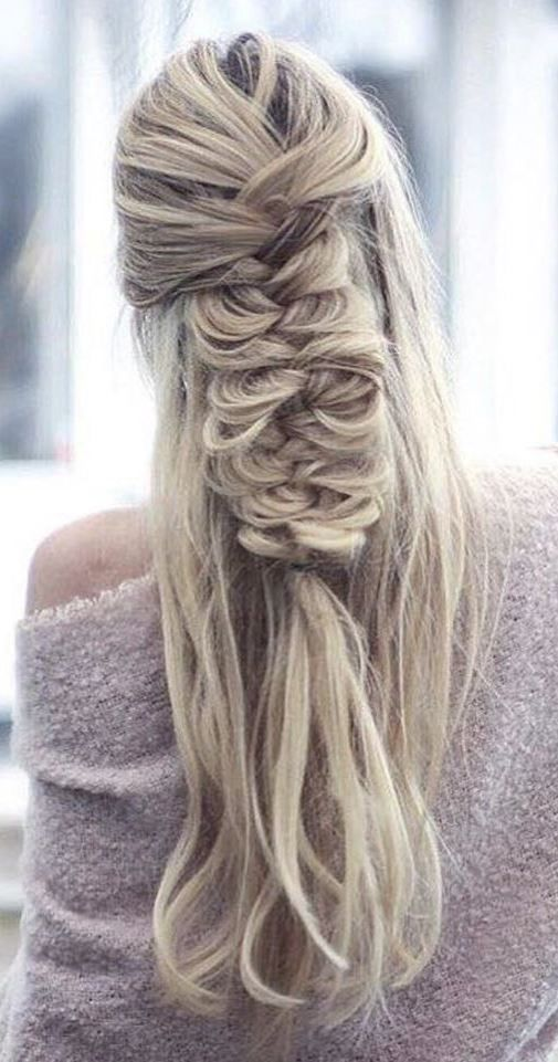 25 Best Ideas About Cool Braids On Pinterest Crazy