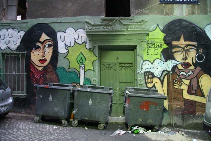 Küçük Bayram Sokak - Beyoglu, Istanbul